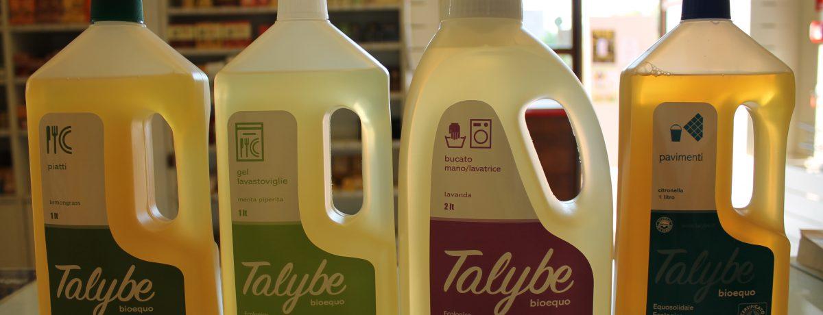 Marzo 2017: promozione sui prodotti Talybe